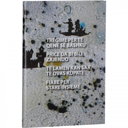Libro fiabe dal Kosovo