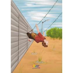 Come superare i muri...con un'altalena