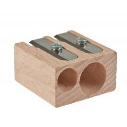 Temperamatite in legno