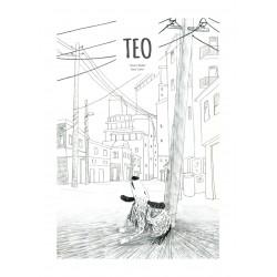 Teo, cane di strada